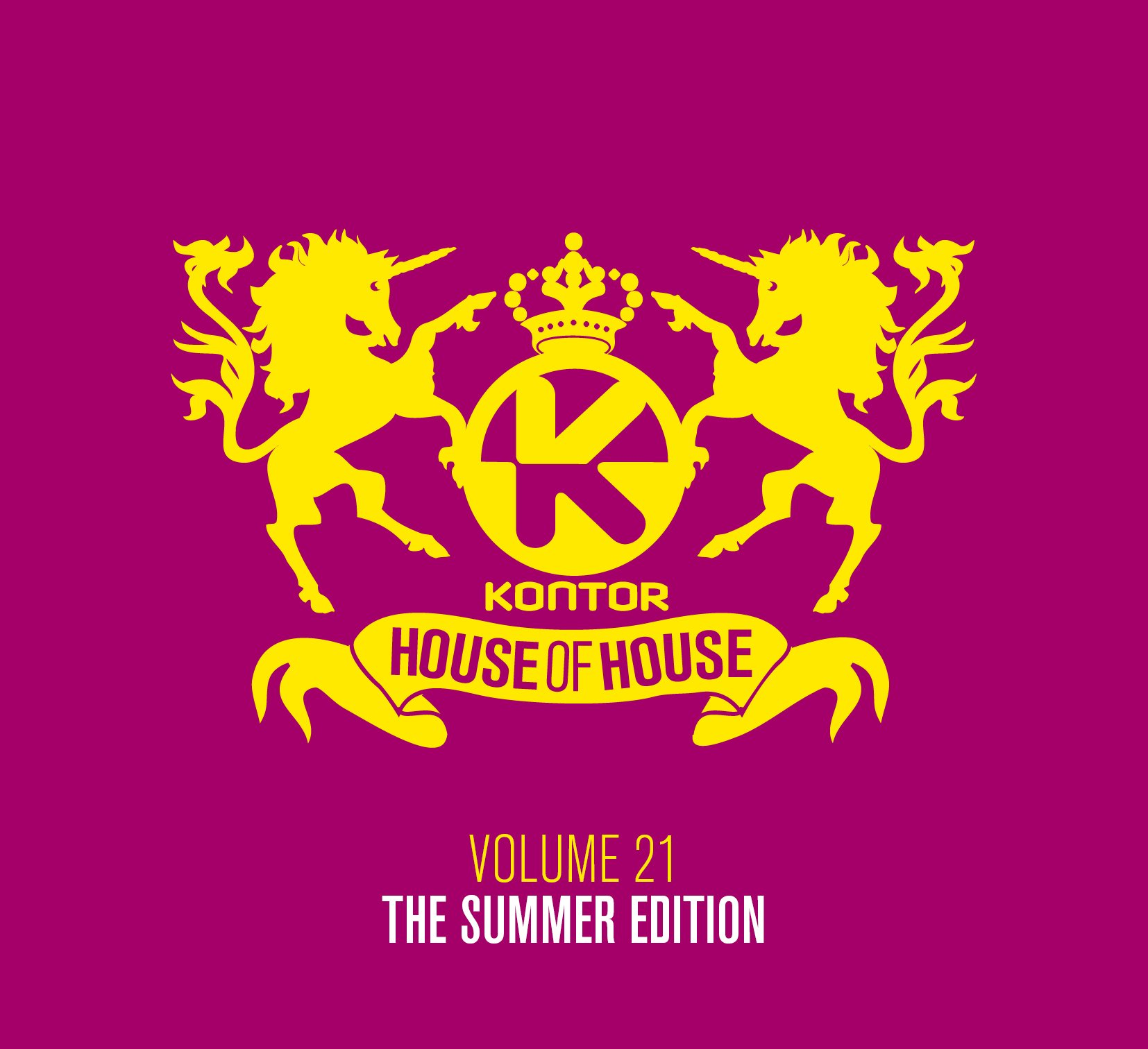 VA-Kontor House Of House Vol. 21 The Summer Edition-3CD-FLAC-2015-VOLDiES Download