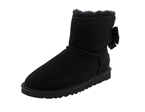 ugg mini bailey button fancy