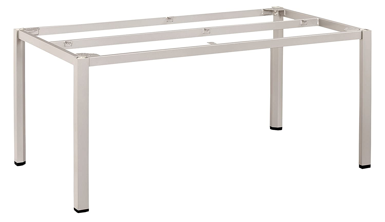 KETTLER Advantage Esstische Cubic-Tischgestell 160 x 95 cm, braun günstig