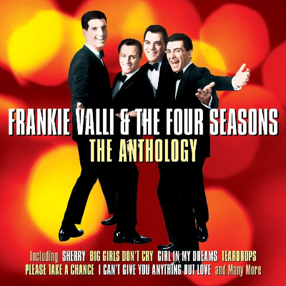 Frankie Valli And The Four Seasons On Cd Page 11 Steve