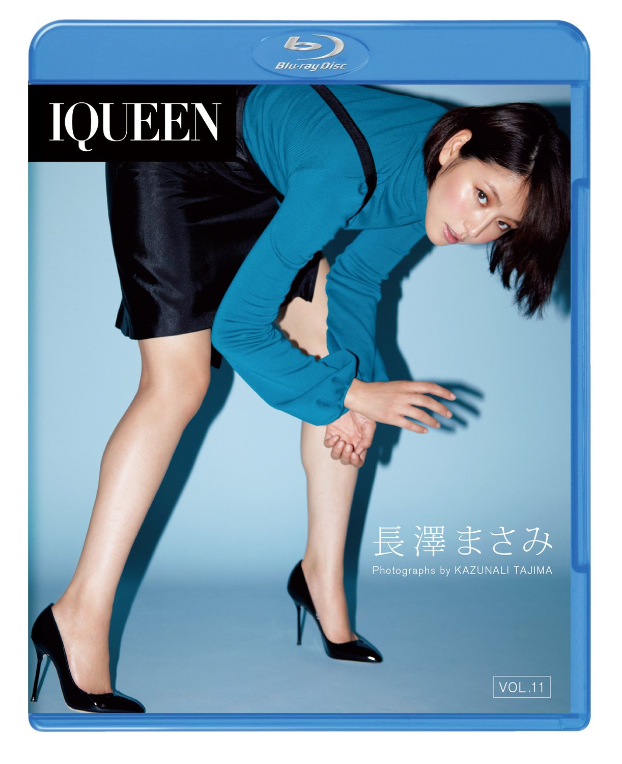 IQUEEN Vol.11 長澤まさみ [Blu-ray]