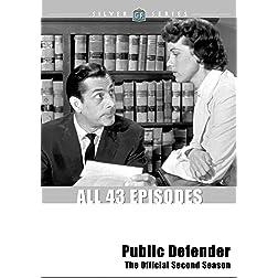 Public Defender: The Official Second Season