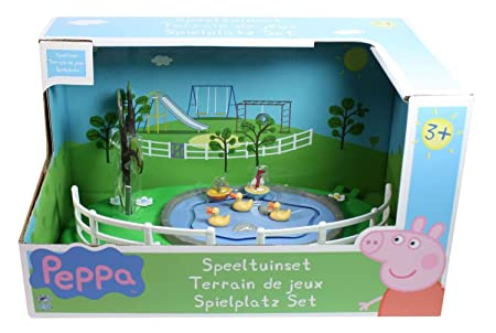 Peppa Pig Peppa Pig Playground 4Ass. Multi Coloured