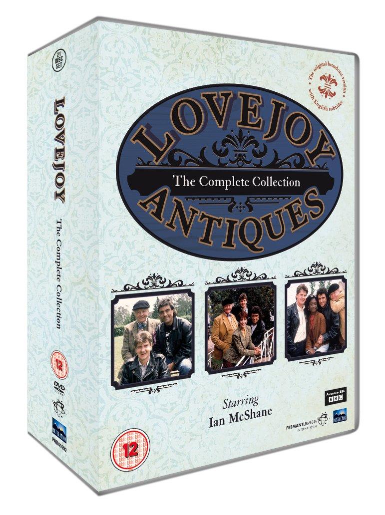 Lovejoy DVD Boxset
