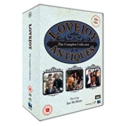 Lovejoy The Complete Collection on DVD