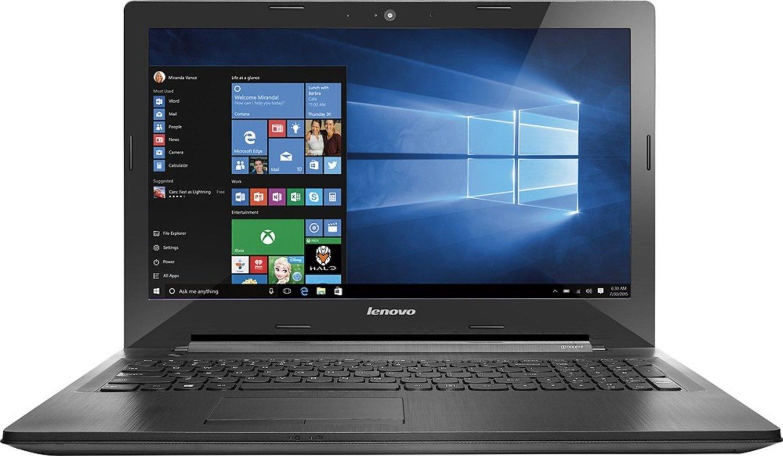 2015 Newest Lenovo G50 Premium High Performance 15.6-inch Laptop, Intel Core i3-4030U 3M Cache 1.9GHz, 4GB DDR3L, 1TB HDD, DVD-SuperMulti Drive, HD, HDMI, WiFi, Bluetooth, Windows 8.1 / Windows 10