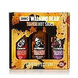 AMC The Walking Dead Hot Sauce Tri-Pack (8oz Bottles)