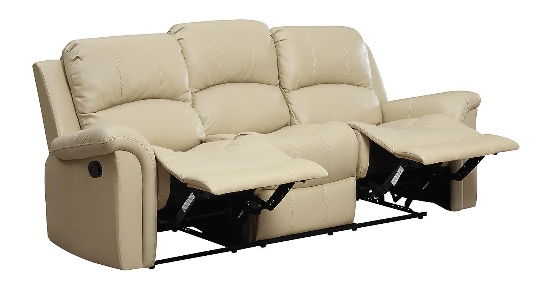 Glory Furniture G795-RS Reclining Sofa - Beige