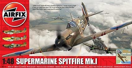 Airfix - Ai05126 - Supermarine Spitfire Mk.i