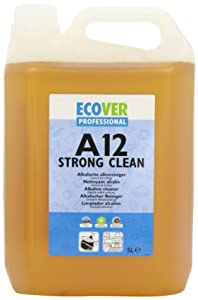 Ecover Professional A12 Strong Clean 5 Litre       Groceryreview and more information