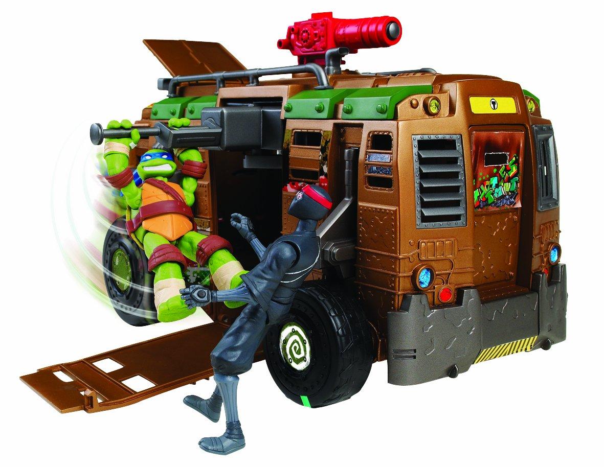 Maison tortue ninja - Voiture des tortues ninja ...