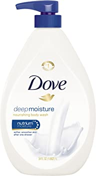 Dove Deep Moisture 34 Oz Pump Body Wash