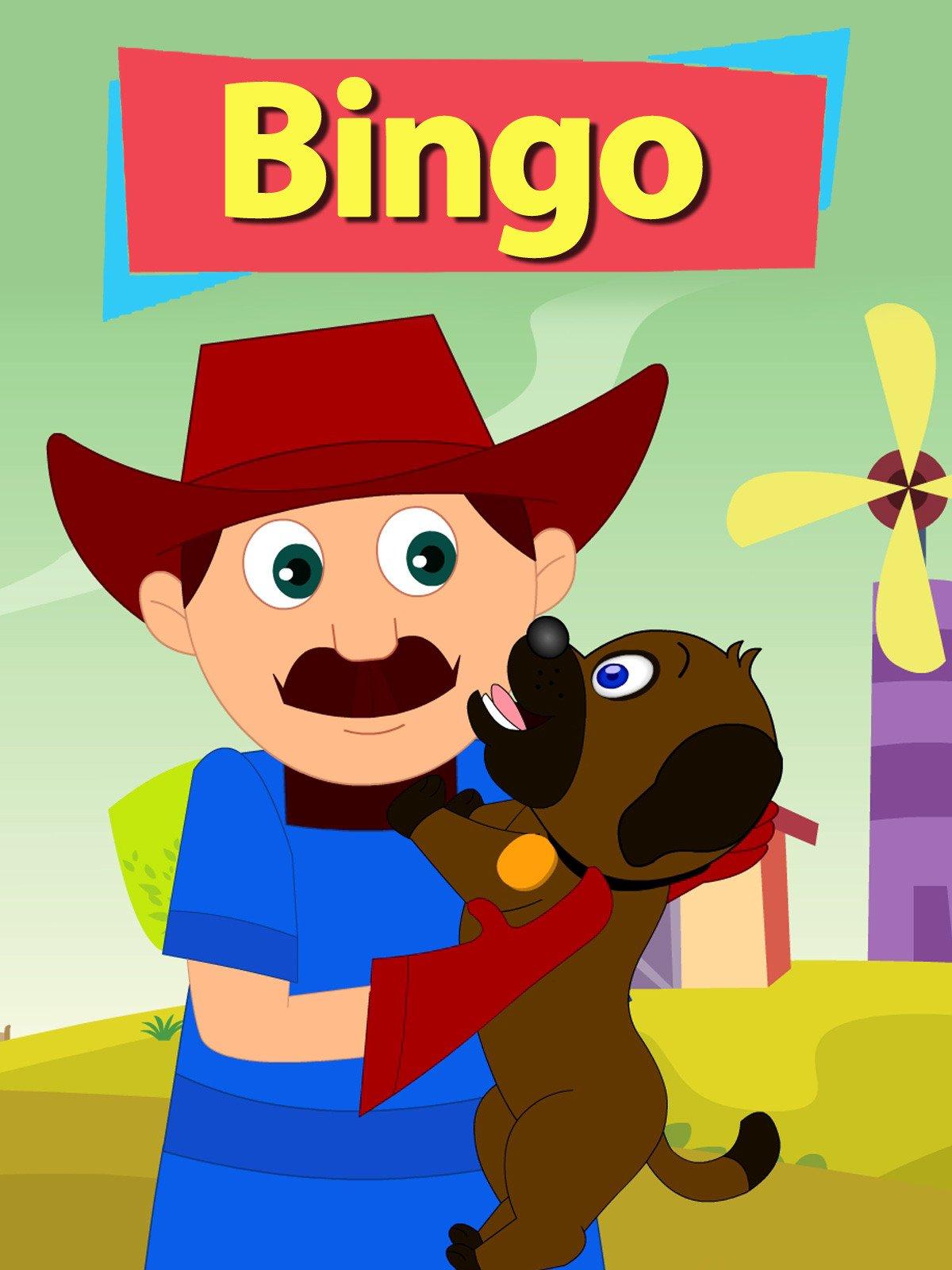 Bingo on Amazon Prime Instant Video UK
