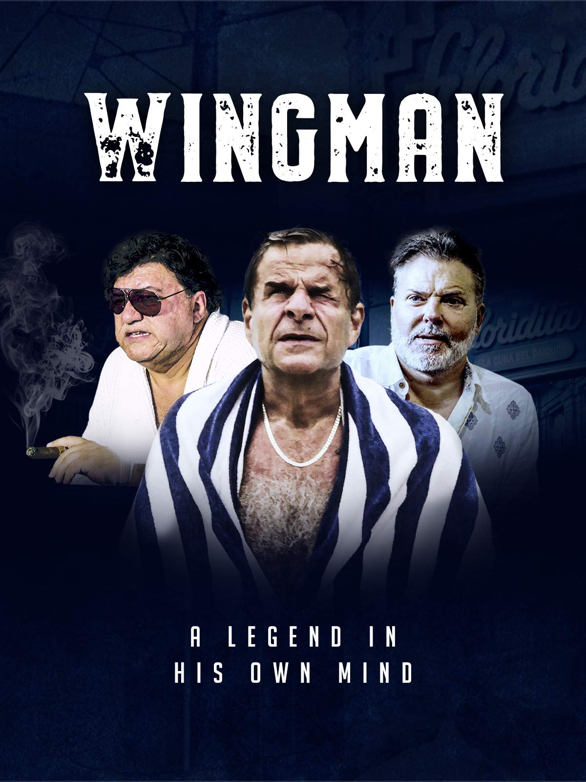 WingMan on Amazon Prime Video UK
