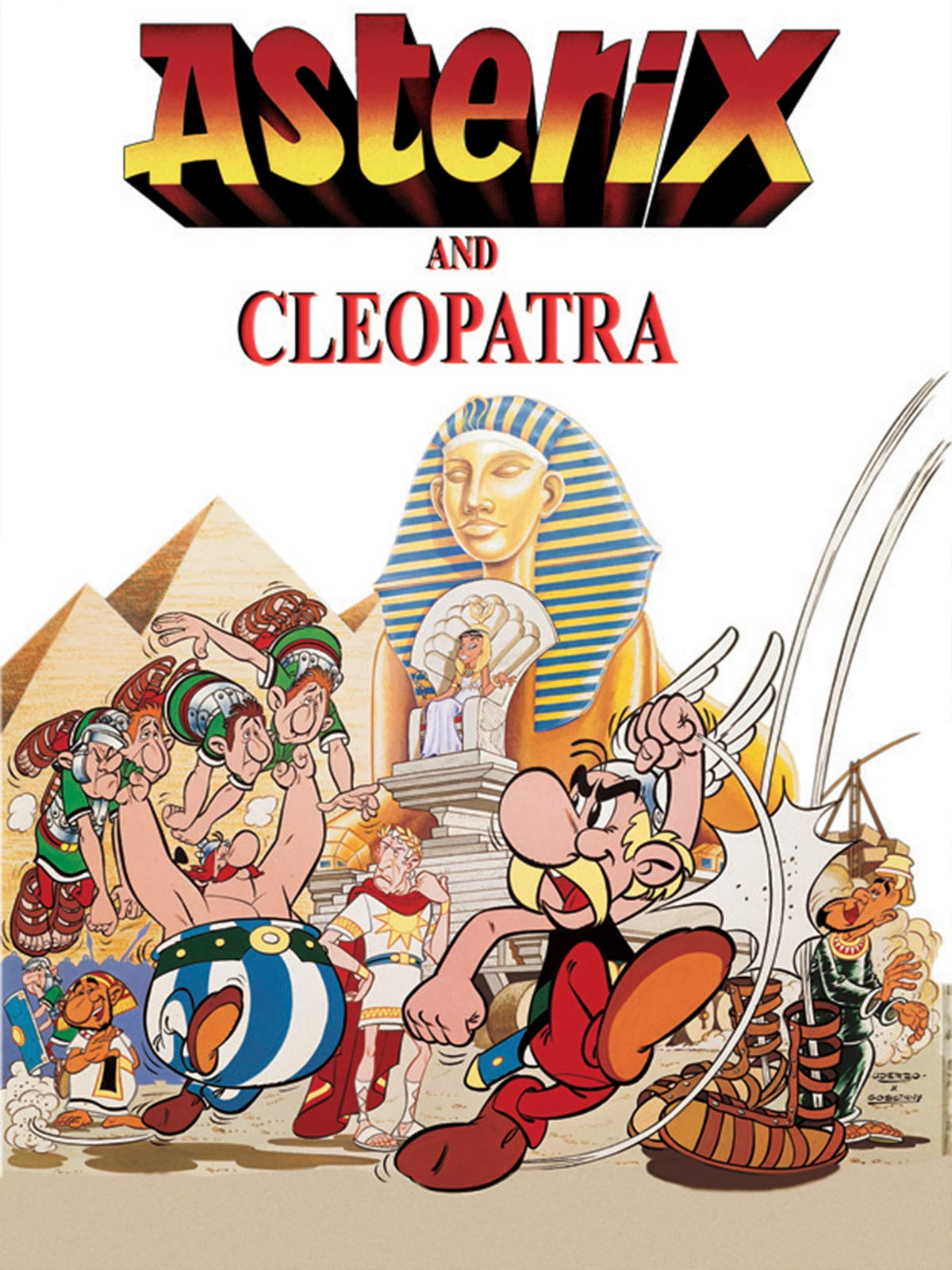Watch Asterix and Cleopatra on Amazon Prime Instant Video UK