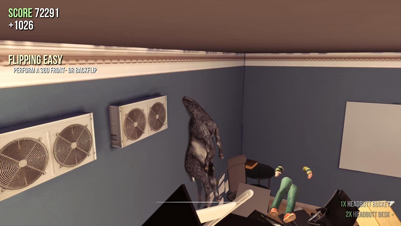 Goat Simulator v1.1.28847 PC (DOGE) 2