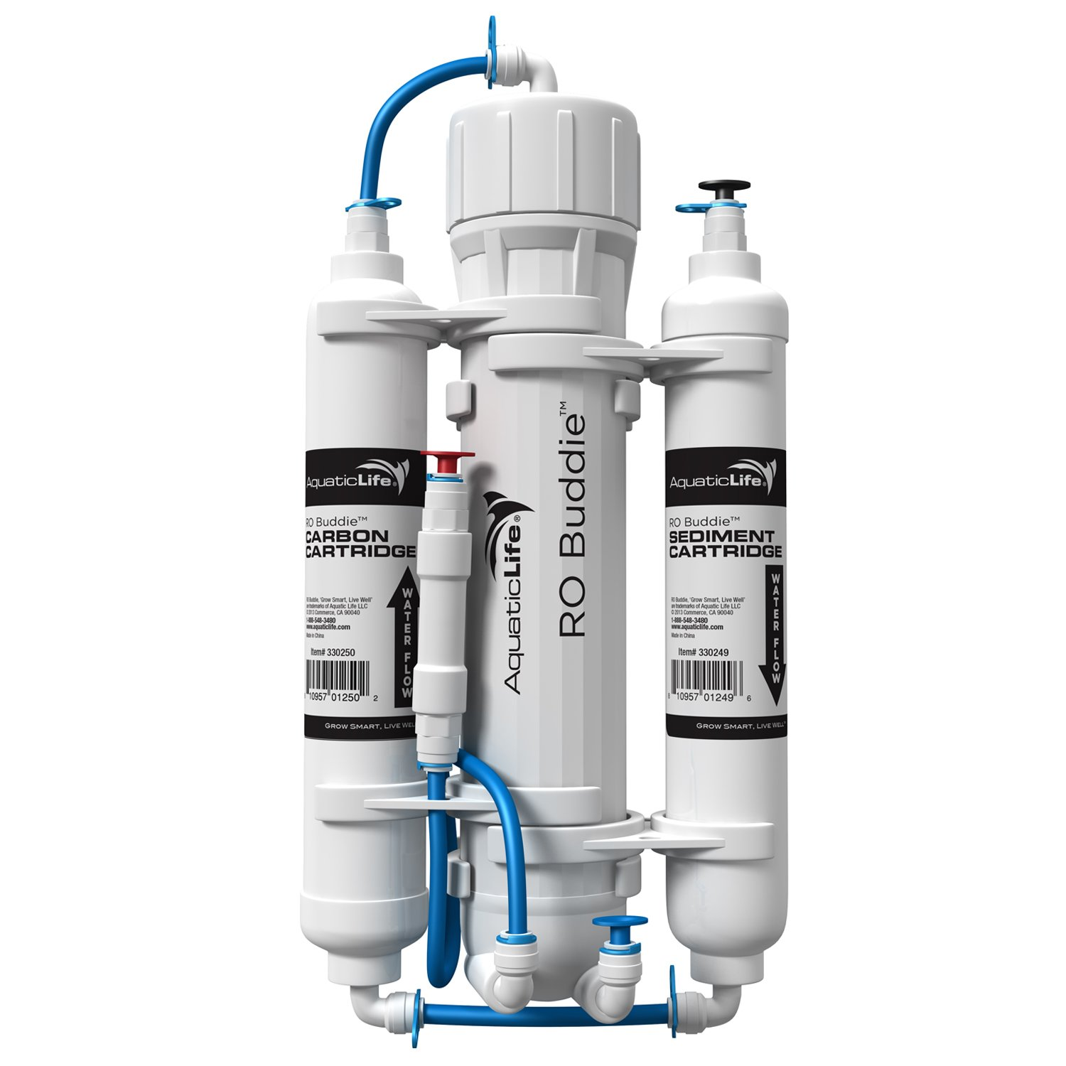 Aquatic Life RO Buddie Three Stage Reverse Osmosis