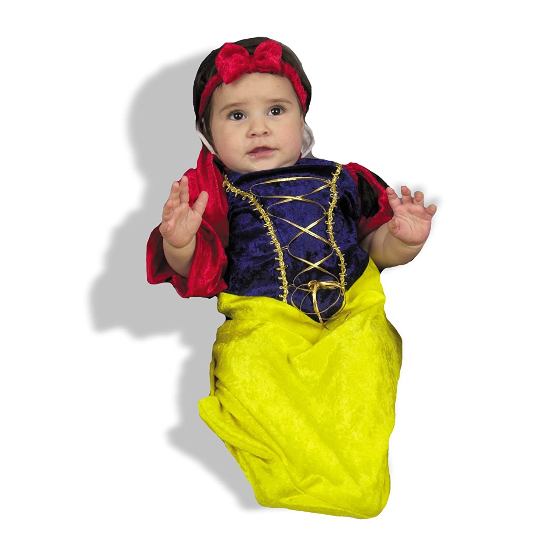 Snow White Bunting Newborn Costume  sc 1 st  DiscoveryHub.net & Newborn Halloween Costume Ideas