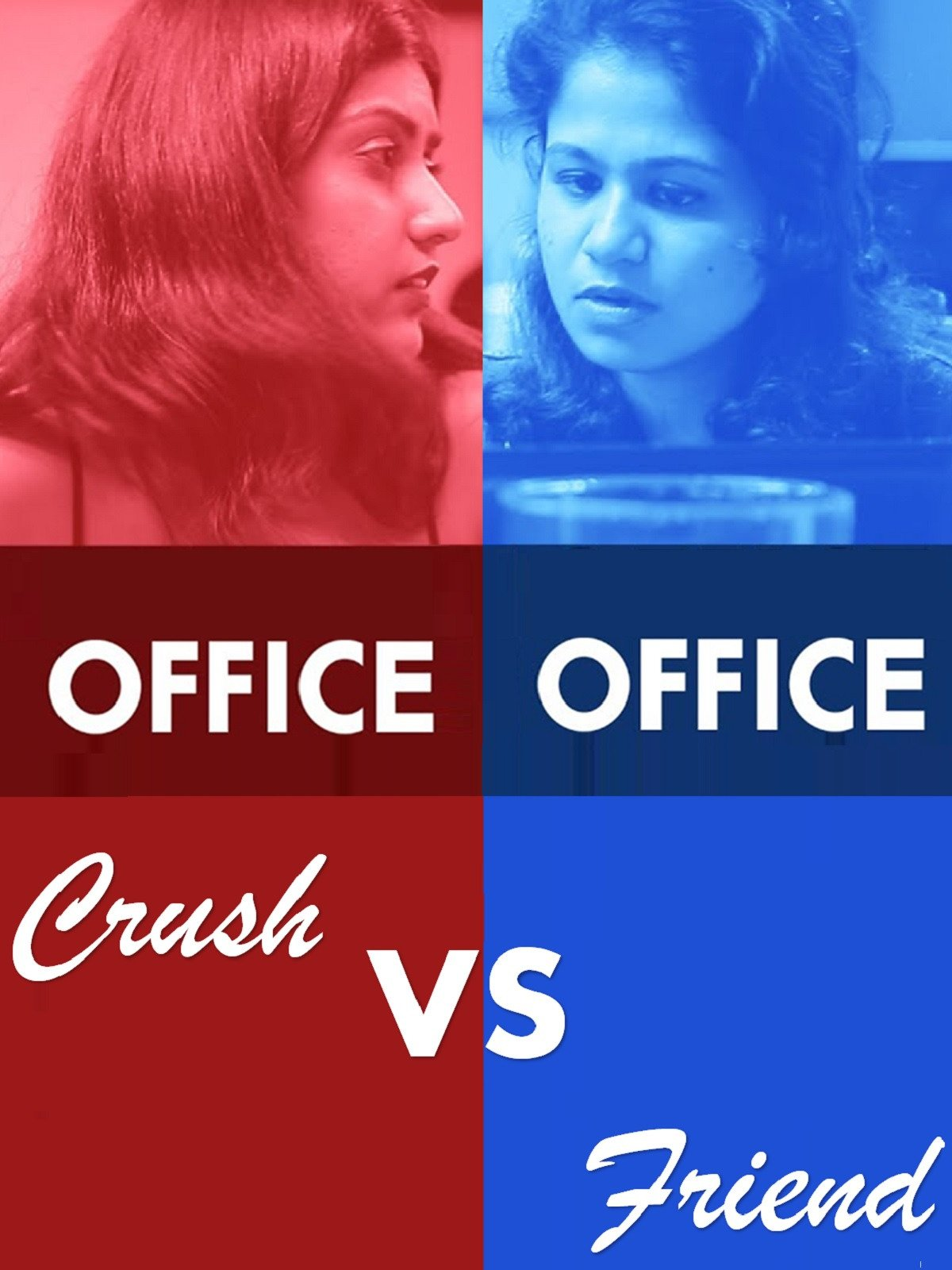 Clip: Office Crush vs Office Friend