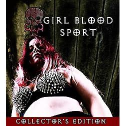 Girl Blood Sport [Blu-ray]