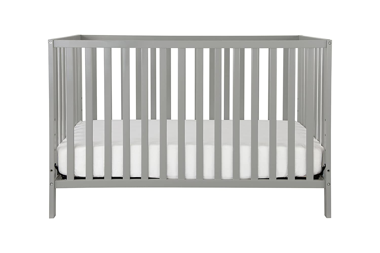 Baby Bedding Furniture Convertible Crib Toddler Nursery Daybed Wood 4in1 Grey Ebay