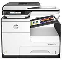 HP PageWide 377DW Color Inkjet All-in-One Printer (White)