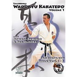 Traditional Wadoryu Karate-Do Volume 1: Ido Kihon and Pinan Kata 1-5