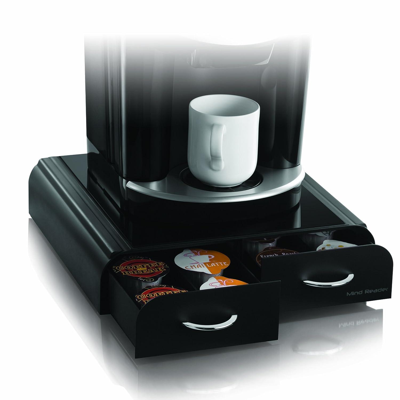 Keurig Vue Packs Tassimo T Disc Coffee Maker Brewer Discs Storage Drawer Holder eBay