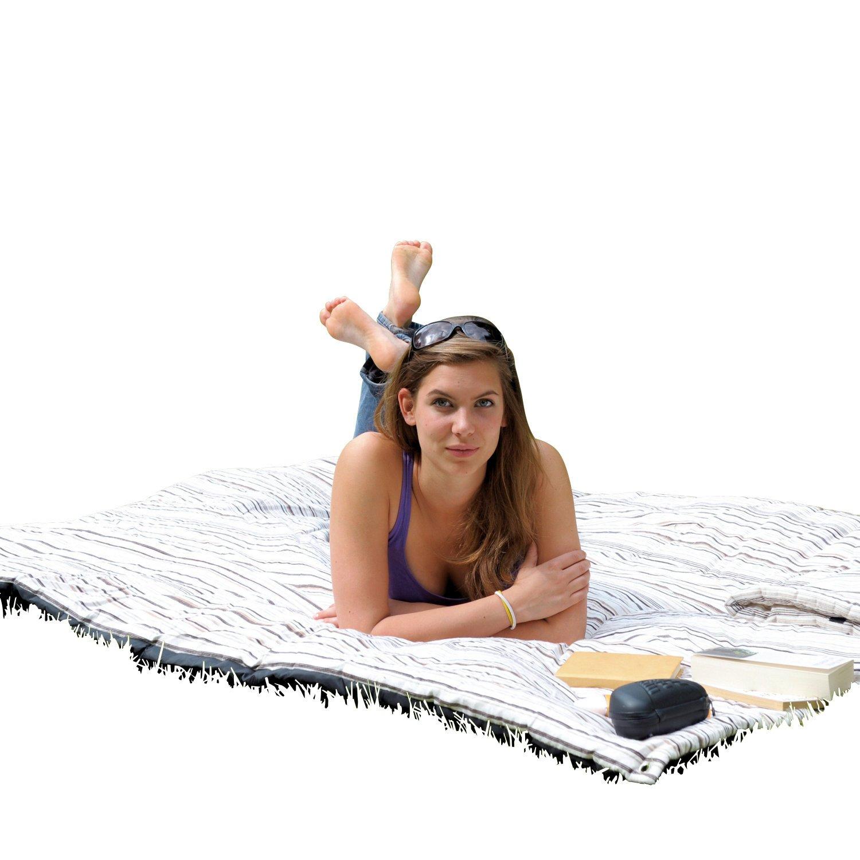 Allzweckdecke Molly – Braun-Beige online bestellen