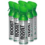 Boost Oxygen Medium Size - Natural 6 Pack