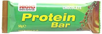 High5 Protein Bar Chocolate (Box of 25), 1er Pack (1 x 1.25 kg)