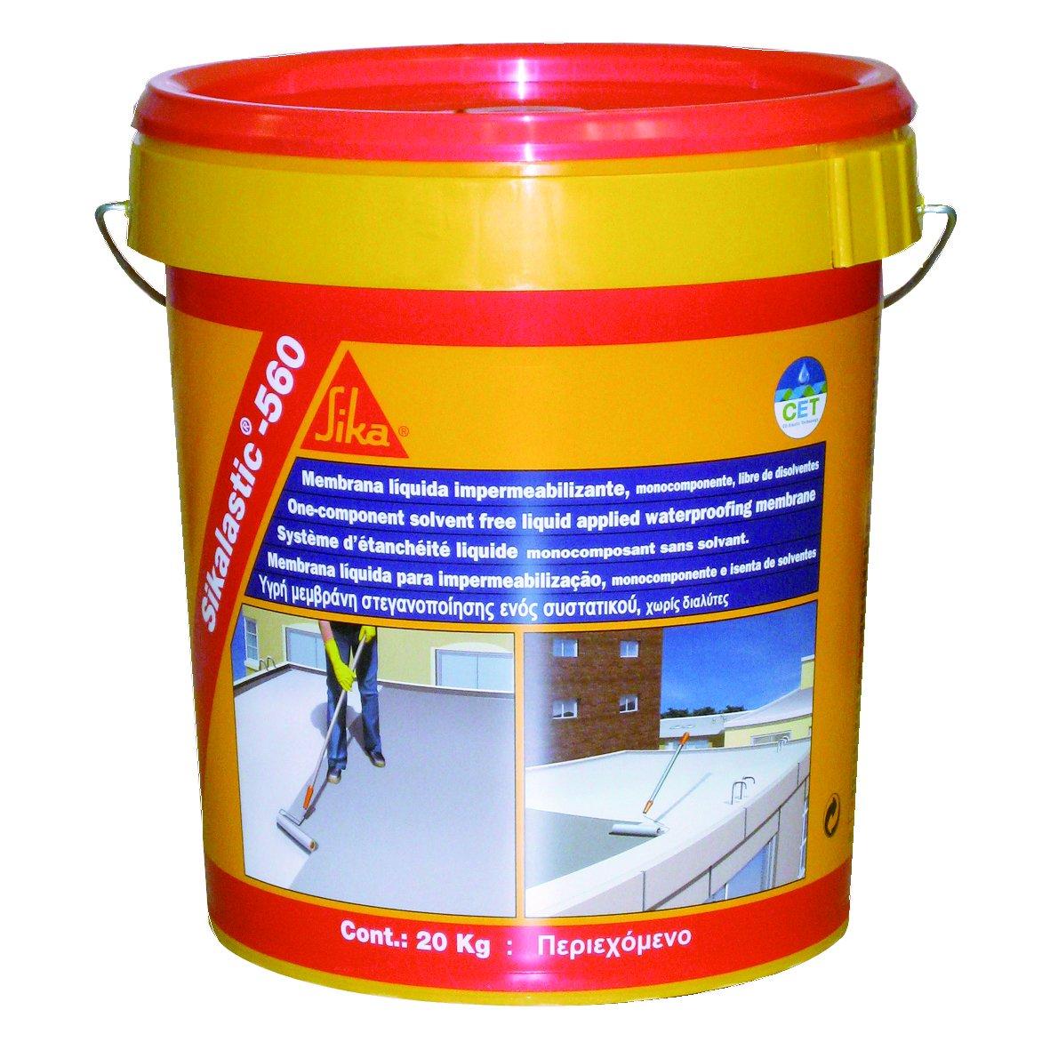 Oferta impermeabilizantes sika desde 1 74 kg blog for Pintura impermeabilizante sika