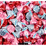 Hershey's Kisses Valentine's Milk Chocolate, 2 Pound Bag (32 Ounce) (Tamaño: 32 Ounce)