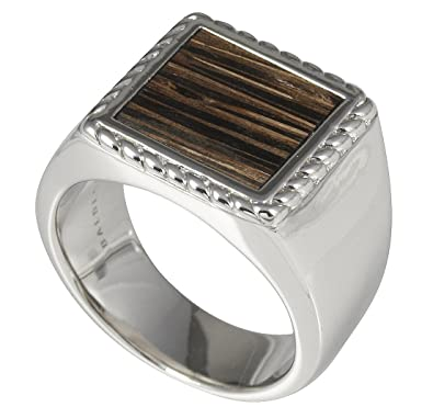 Baldessarini Sterling Silver Mens Designer Ring Y1050R/90/00/