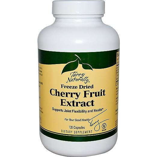 Отзывы EuroPharma - Terry Naturally Freeze Dried Cherry Fruit Extract