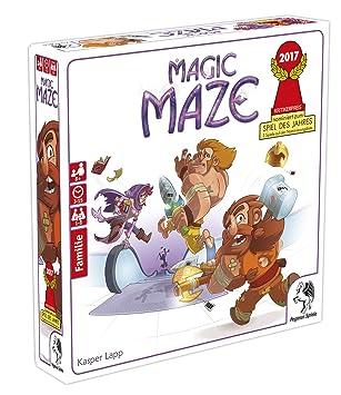 Pegasus Spiele 57200G - Magique Labyrinthe
