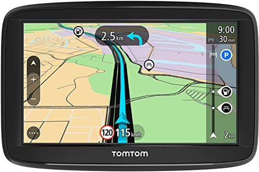 TomTom START 52 (5 Pouces) Europe 48 Cartographie à Vie (1AA5.002.04)