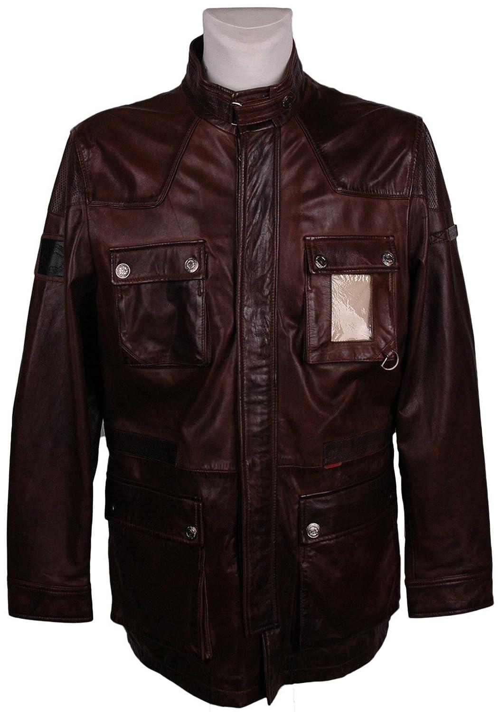 Northland Herren Leder-Jacke , Model: , Farbe: braun, Größe: L/, — NEU —, UPE: 369 Euro jetzt bestellen