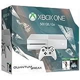 Xbox One 500GB White Console - Special Edition Quantum Break Bundle (Color: White)