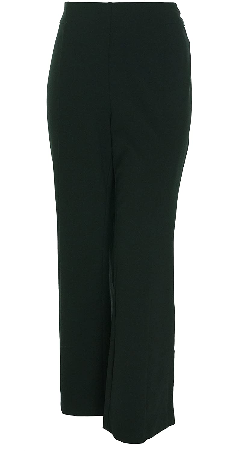 INC International Concepts Plus Size Bootcut Pull-On Ponte-Knit Pants inc international concepts new olive open knit sweater msrp $89 5 dbfl