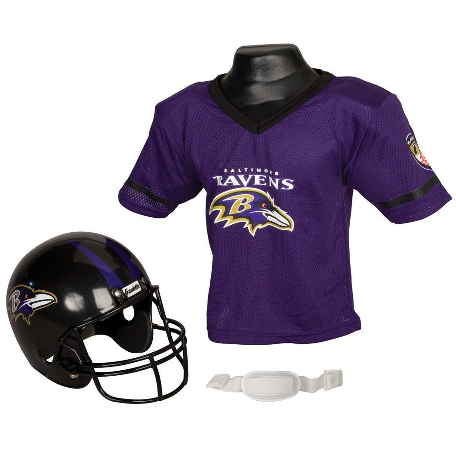 Pro Line Youth Baltimore Ravens Morgan Cox Team Color Jersey