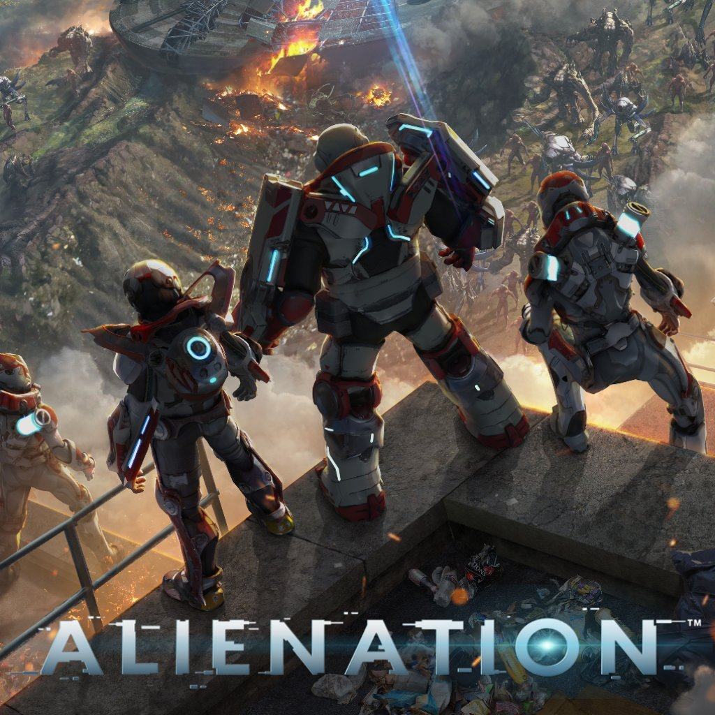 Alienation - PS4 (Digital Code)