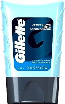 6-Pack Gillette After Shave Gel