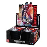 Transformers TCG: War for Cybertron - Siege Booster Display (Color: None)