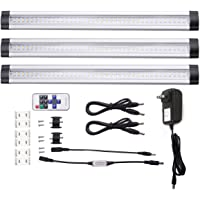 Lighting Ever Dimmable Under-Cabinet LED Lighting 3-Panel Kit (Daylight White)