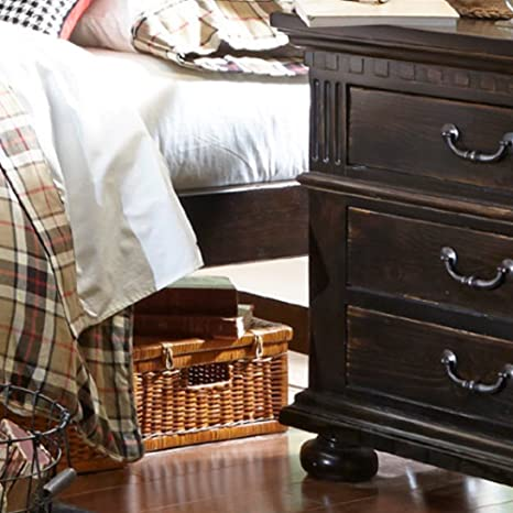 Progressive Furniture La Cantera 3 Drawer Nightstand