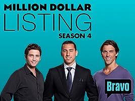 Million Dollar Listing Season 4
