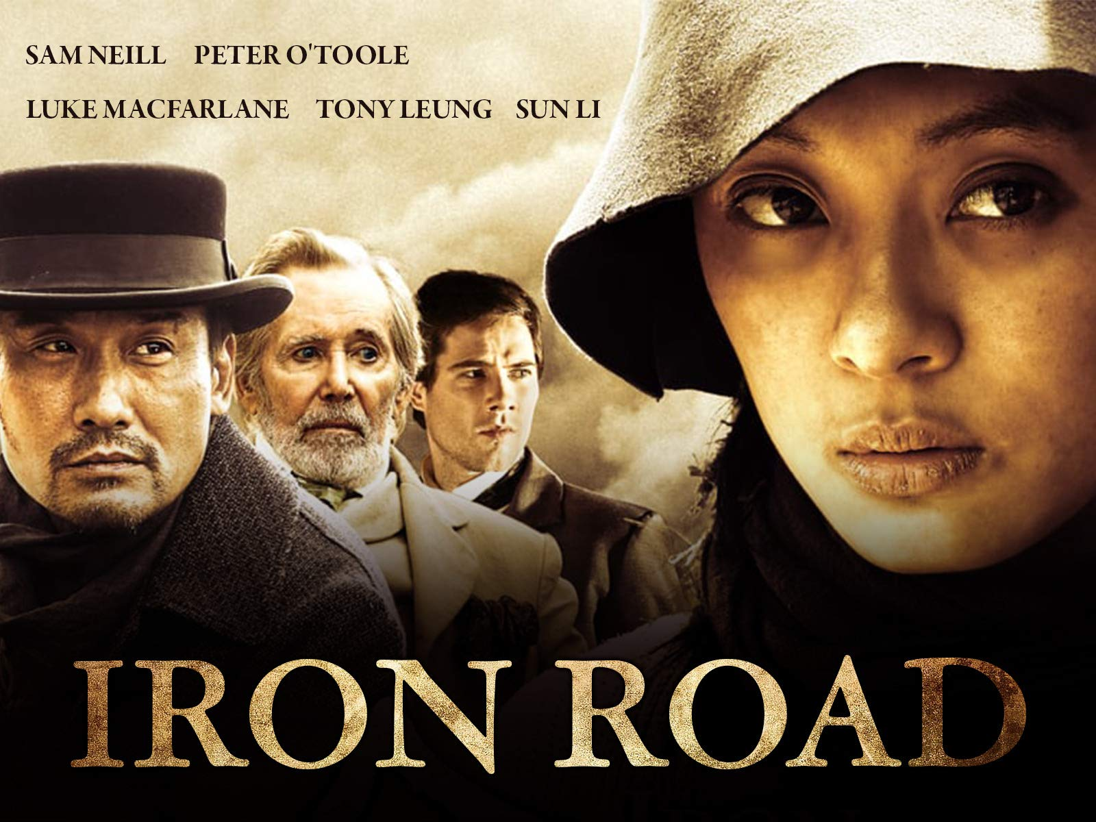 Iron Road on Amazon Prime Video UK