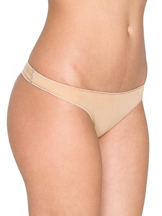 American Apparel Cotton Spandex Jersey Invisi-Thong