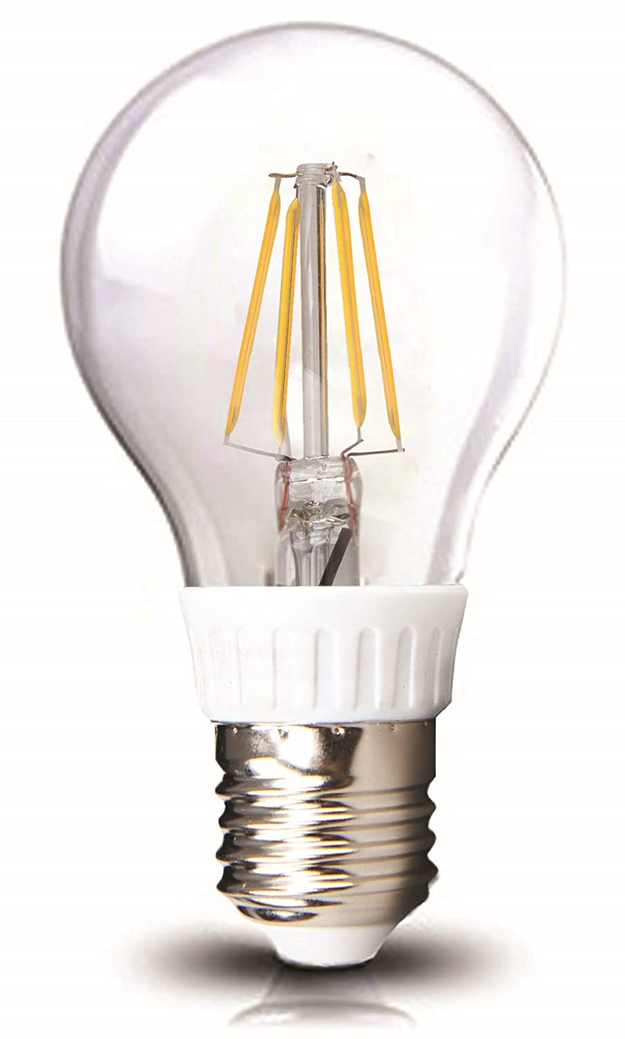 Components How Do Filament Led Bulbs Work Looking Very Similar To Incandescent Bulbs